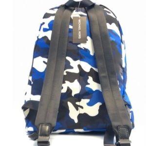Michael Kors Bags - BNWT MICHAEL KORS KENT CAMO  NYLON BACKPACK BAG